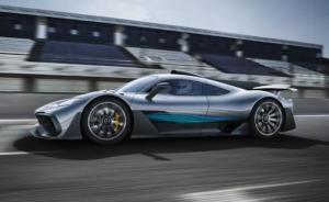 Mercedes-Benz confirma la venta del Project One en México