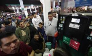 Rumores generaron compras de pánico de gasolina en NL, dicen gasolineros
