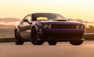 Próximo Dodge Challenger tendrá motor eléctrico