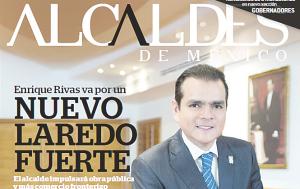 Paga Rivas Cuéllar más de un millón por salir en revista