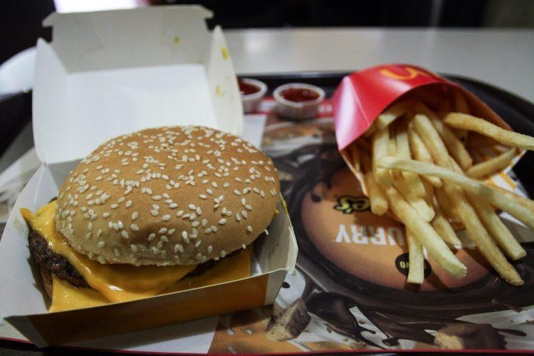 McDonald's deberá despedirse de sus Big Mac en la UE