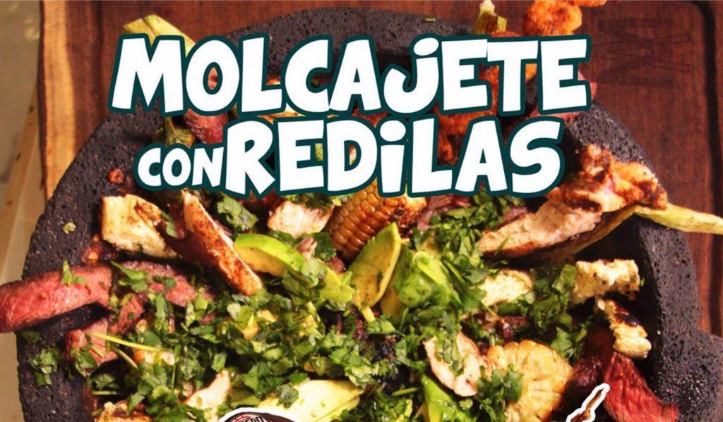 Molcajete con redilas | Laredo Grill