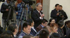 Las 'bombas' de Nino Canún en la conferencia de AMLO (VIDEO)