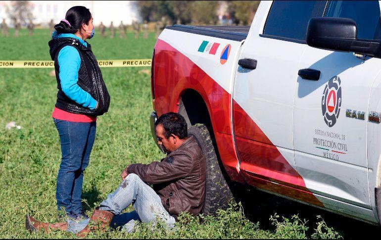 """""""Un amigo le dijo a mi hijo que había gasolina gratis"""", relata padre en Hidalgo"""