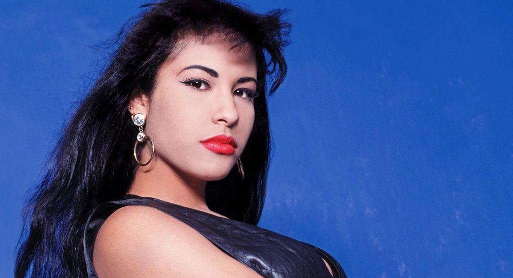 Selena Quintanilla video inédito
