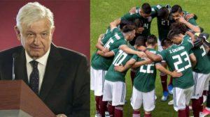 AMLO elimina millonario patrocinio a la Selección Mexicana