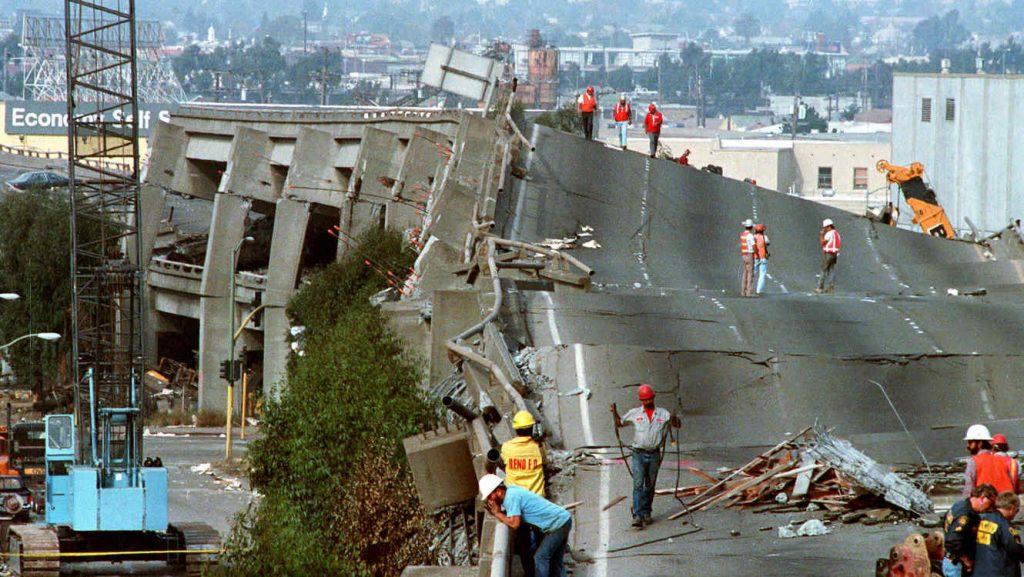 Cadena de terremotos sacude California justo en el aniversario de uno de los sismos más mortales