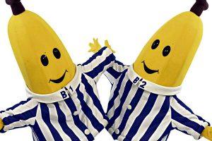 VIDEO: Revelan que las 'Bananas en Pijama' han sido novios por 26 años