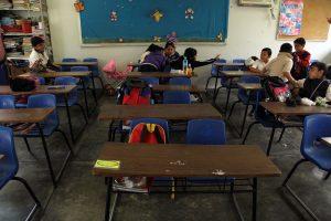 Se quedan  sin  maestro  500 alumnos