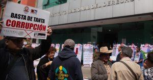 En 2018 aumentó la corrupción en México