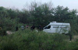 Hallan cuerpo en brecha en Reynosa