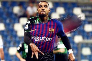 Barcelona hace oficial el fichaje de Kevin-Prince Boateng