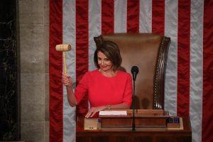 Nancy Pelosi, es ahora la mujer más poderosa de EU