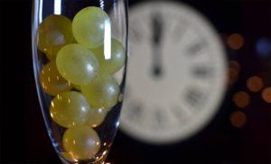 Muere niño atragantado por las uvas de Año Nuevo