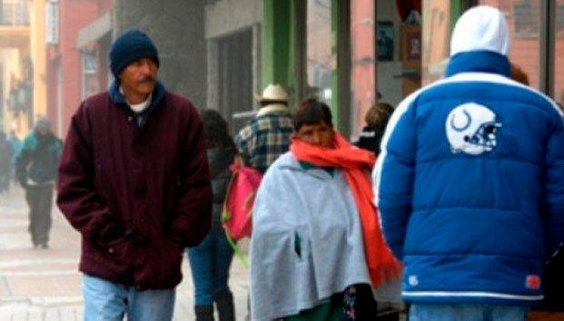 Piden protegerse de bajas temperaturas en Tamaulipas