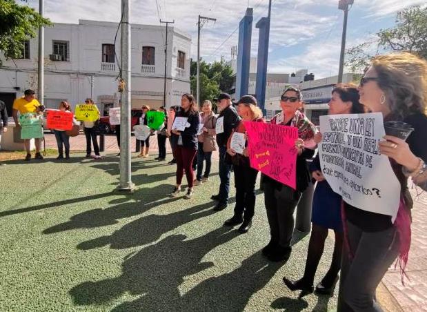 Demandan en Ciudad Victoria protección a los animales