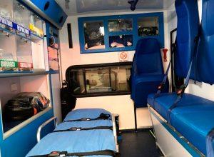 Secretaría de Salud  sólo cuenta  con una  ambulancia