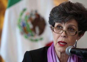 Janine Otálora renuncia a presidencia de Tribunal Electoral