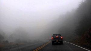 Cierran Autopista a Saltillo por neblina