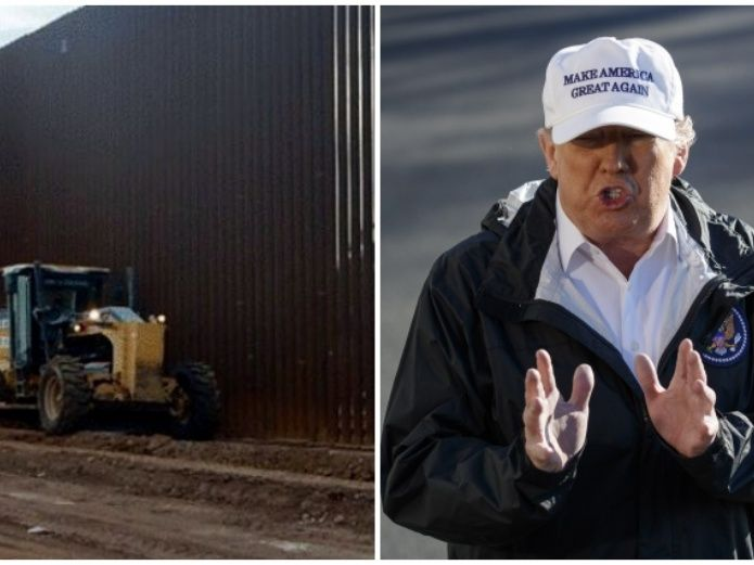 Virginia Occidental donaría 10 mdd para muro fronterizo