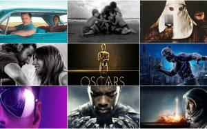 Lista de los nominados a los premios Oscars