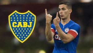 Iván Marcone se va a Boca Juniors
