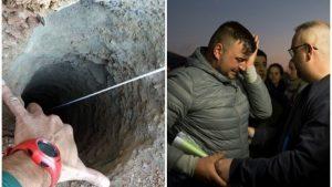 Así es el pozo donde cayó Julen, el niño que lleva 4 días atrapado (VIDEO)