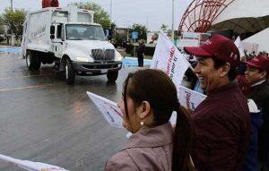 'Que Matamoros sea la ciudad más limpia de Tamaulipas'