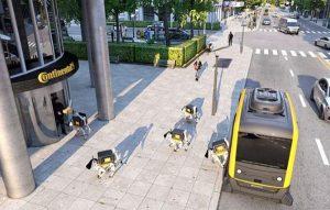 Perros robot quieren conquistar el mercado de entregas a domicilio