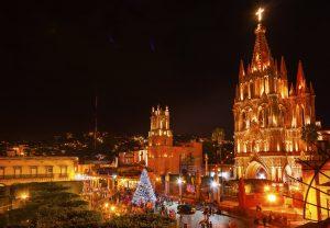 San Miguel de Allende es la Capital de la Cultura 2019