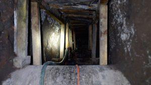 Detectan tomas clandestinas en bodega en Azcapotzalco, CDMX
