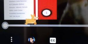 Así puedes hacer que aparezca el misterioso perrito de la barra de YouTube