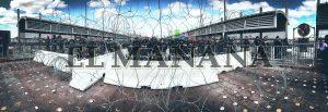 Migrantes toman el Puente I y EU cierra cruce
