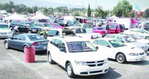 Mínimas, las importaciones de autos