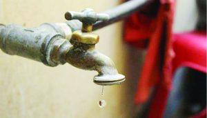 Se quedará sin agua la mitad   de Nuevo Laredo