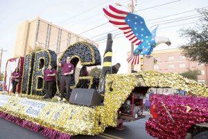 El jueves, el tradicional desfile