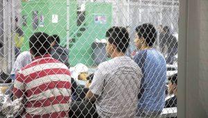 Incomoda llegada de migrantes de noche