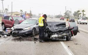 Trasladan a San Antonio a lesionado
