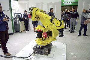 Donan robot al Tec