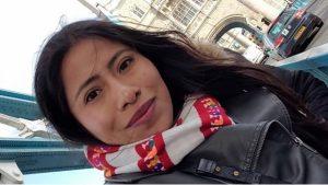 """Estoy orgullosa de ser indígena"": Yalitza responde a Sergio Goyri"