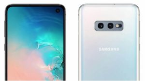 Filtran el diseño del Galaxy S10 más económico