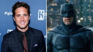 VIDEO: Diego Boneta audiciona para el papel de Batman