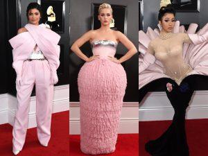 Los vestidos más 'raritos' de los Grammy 2019