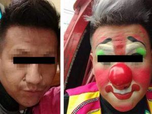 Payaso 'Totoy' resulta macabro, violaba a su hijastra de 12 años