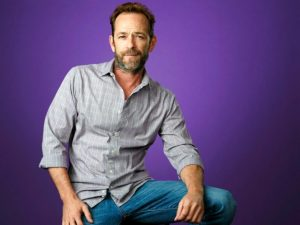 Dylan McKay, de 'Beverly Hills 90210', sufre derrame cerebral