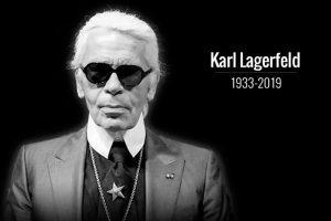 La moda de luto: murió Karl Lagerfeld, diseñador de Chanel