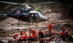 Suben a 110 los muertos por tragedia minera en Brasil