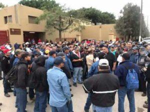 En Siderúrgica de Tamaulipas exigen aumento salarial