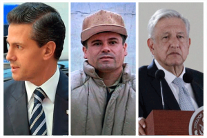 'Hay versión de que Peña Nieto le pidió al Chapo matar a AMLO': : abogado (VIDEO)