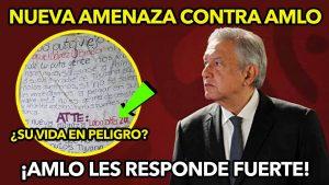 ¿AMLO EN PELIGRO? Nueva Manta en contra de AMLO en Tijuana ¡Mira lo que dijo!
